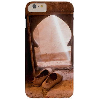 Moroccan Shoes At Window Barely There iPhone 6 Plus Case