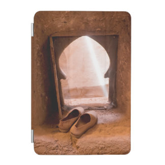Moroccan Shoes At Window iPad Mini Cover