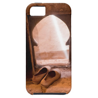 Moroccan Shoes At Window iPhone 5 Case