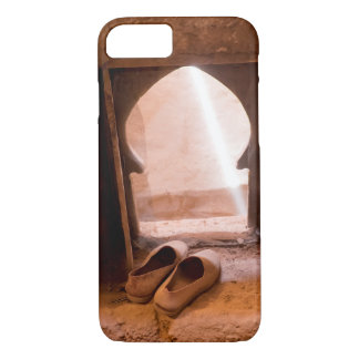 Moroccan Shoes At Window iPhone 8/7 Case