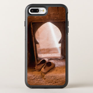 Moroccan Shoes At Window OtterBox Symmetry iPhone 8 Plus/7 Plus Case