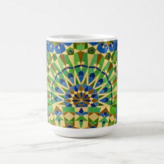 Moroccan Tile Coffee Mug