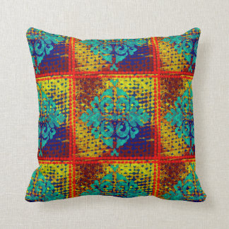 Moroccan Tile Throw Cushions