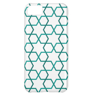 Moroccan weave pattern iPhone 5C case