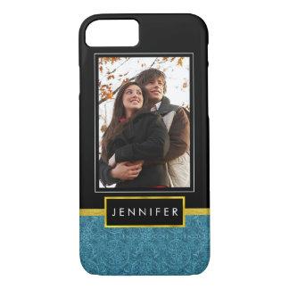 MoroccanTeal Arabesque iPhone 8/7 Case