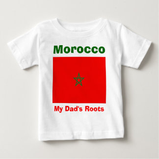 Morocco Baby T-Shirt