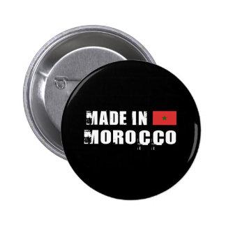 MOROCCO 6 CM ROUND BADGE