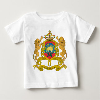 Morocco Coat Of Arms Baby T-Shirt