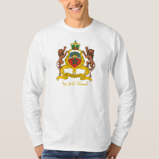 Morocco Coat of Arms Shirts