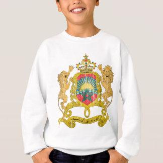 Morocco Coat Of Arms Sweatshirt