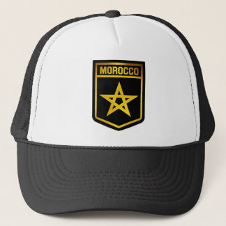 Morocco Emblem Trucker Hat
