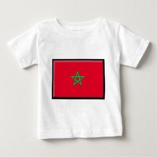 Morocco Flag Baby T-Shirt