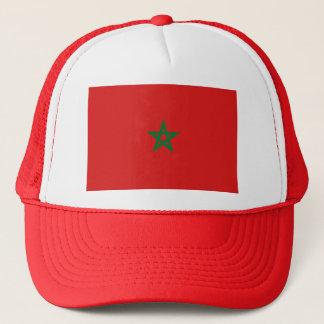 Morocco Flag Hat