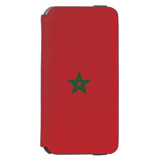 Morocco Flag Incipio Watson™ iPhone 6 Wallet Case