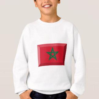 Morocco Flag Jewel Sweatshirt