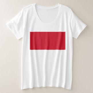 Morocco Flag Plus Size T-Shirt