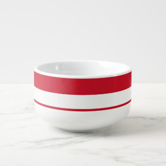 Morocco Flag Soup Mug