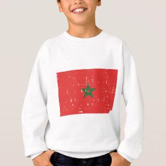 Morocco Flag Sweatshirt