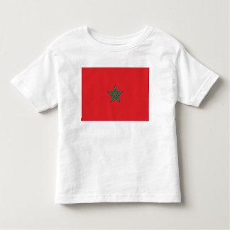 Morocco Flag Toddler T-Shirt