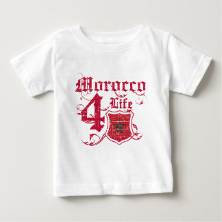 Morocco for life baby T-Shirt