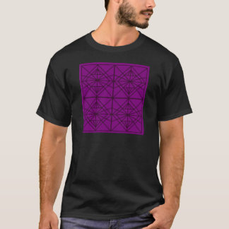 Morocco Geometric luxury Art / Crystal edition T-Shirt