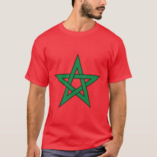 Morocco Men's T-Shirt. T-Shirt