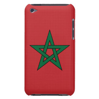Morocco – Moroccan Flag iPod Touch Cases