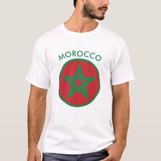 Morocco - Moroccan Flag Men's T-Shirt. T-Shirt