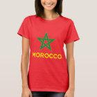 Morocco - Moroccan Flag T-Shirt