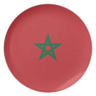 Morocco Plate