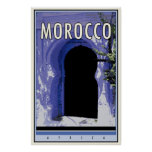 Morocco Posters