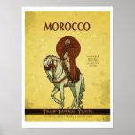Morocco Print