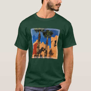 Morocco Resort Exterior T-Shirt