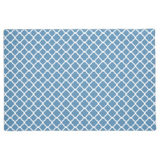 Moroccon Background Pattern Doormat