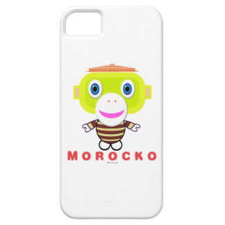 Morocko iPhone 5 Cover