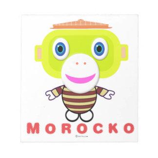 Morocko Notepad