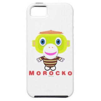 Morocko Tough iPhone 5 Case