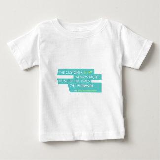 Morons Baby T-Shirt