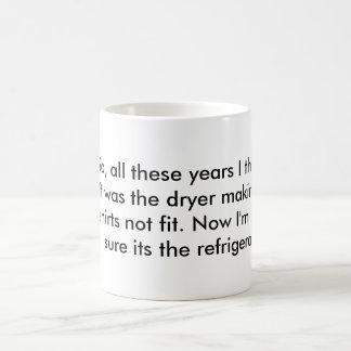 Morph Coffee Mug Inspirational YACF