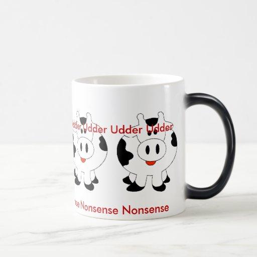 Morphing Cow Moo Mug