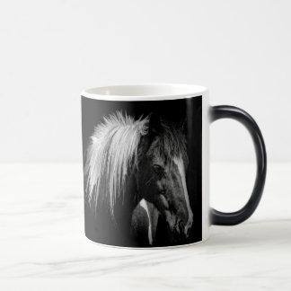 Morphing Horsehead Mug