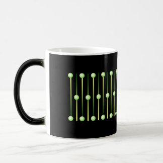 Morphing Into Magic Fun Batons 3D Designer Mugs