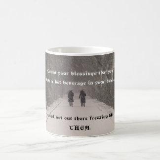 Morphing Mug! [Count Your Blessings] Magic Mug