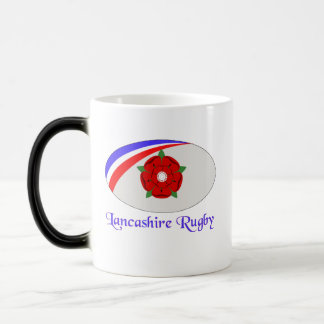 Morphing Mug - Lancashire Rugby