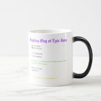 Morphing Mug of Epic Java, Binds on PickupHeld ...