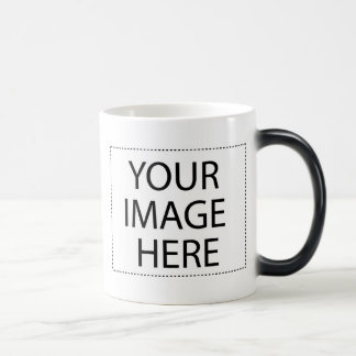 Morphing mug - see through 11oz coffee template