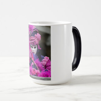 morphing mug, white, image, custom, designer magic mug