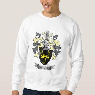 Morris Family Crest Coat of Arms Sweatshirt