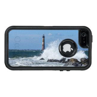 Morris Island Lighthouse Splash OtterBox iPhone 5/5s/SE Case