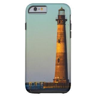 Morris Island Lighthouse Tough iPhone 6 Case